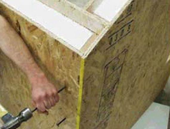 Как построить свинарник своими руками на видео